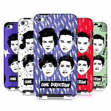 OFFICIAL ONE DIRECTION GROUP GRAPHIC FACES CASE FOR APPLE iPOD TOUCH 4G 4TH GEN