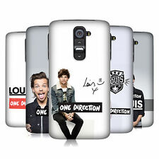 OFFICIAL ONE DIRECTION 1D LOUIS TOMLINSON PHOTO HARD BACK CASE FOR LG G2 D802
