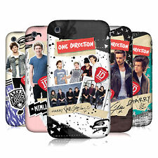 OFFICIAL ONE DIRECTION 1D FAN ART DESIGNS HARD BACK CASE FOR APPLE iPHONE 3GS