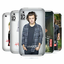 OFFICIAL ONE DIRECTION 1D SOLO PHOTOGRAPHS AUTOGRAPHED CASE FOR APPLE iPHONE 3GS