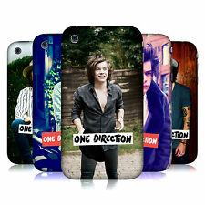 OFFICIAL ONE DIRECTION 1D HARRY PHOTO FILTER HARD BACK CASE FOR APPLE iPHONE 3GS