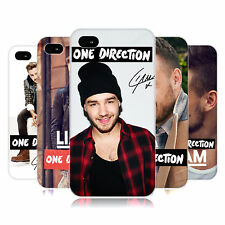 OFFICIAL ONE DIRECTION 1D LIAM PAYNE PHOTO HARD BACK CASE FOR APPLE iPHONE 4S