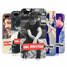 OFFICIAL ONE DIRECTION 1D LOUIS PHOTO FILTER HARD BACK CASE FOR APPLE iPHONE 4S