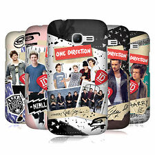 OFFICIAL ONE DIRECTION 1D FAN ART DESIGNS CASE FOR SAMSUNG GALAXY STAR PRO S7260