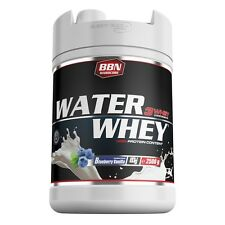 BBN Hardcore Water Whey Protein 2500 g Dose (20,77 EUR pro 1000 g)