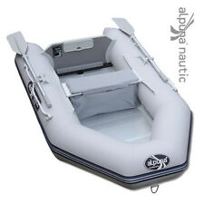 ALPUNA nautic IBT 230 Aluboden Angelboot Inflable Bote de remos con Aluboden