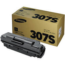 GENUINE SAMSUNG MLT-D307S/ELS (D307S) BLACK MONO LASER PRINTER TONER CARTRIDGE