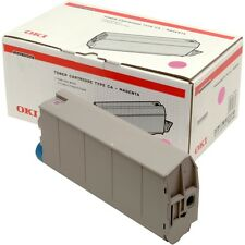 BRAND NEW GENUINE OKI 41963006 MAGENTA LASER PRINTER TONER CARTRIDGE