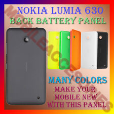 ACM-HIGH QUALITY BACK BATTERY DOOR PANEL for NOKIA LUMIA 630 HOUSING COVER CASE