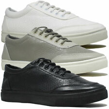 Fashion Mens Gents Casual Flat Lace Up Sports Skate Boys Pumps Plimsolls Trainer