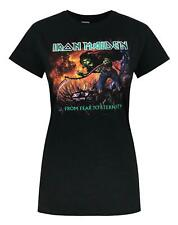 Official Iron Maiden From Fear To Eternity Women's T-Shirt