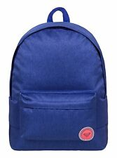 School Bag Roxy Backpacks Women/Girls Sugar Baby Plain, 4 Colour Block Rucksacks