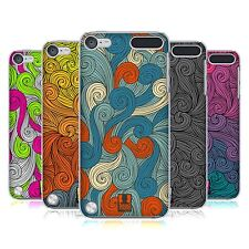 HEAD CASE DESIGNS VIVID SWIRLS HARD BACK CASE FOR APPLE iPOD TOUCH 6G 6TH GEN