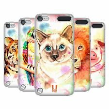 HEAD CASE DESIGNS WATERCOLOURED ANIMALS CASE FOR APPLE iPOD TOUCH 6G 6TH GEN