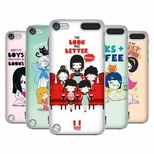 HEAD CASE DESIGNS BOOK HANGOVER HARD BACK CASE FOR APPLE iPOD TOUCH 6G 6TH GEN