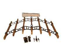 7 Lath Deluxe Range Kitchen Pulley Clothes Airer Cottage Maid ® Dryer Rack