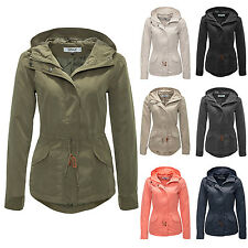 NEU Only Damen Übergangsjacke Star Spring Parka Women Jacket Color Mix %