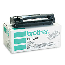 GENUINE BROTHER DR-200 ORIGINAL LASER PRINTER IMAGING DRUM UNIT CARTRIDGE DR200