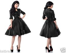 Clothes Sexy Rockabilly 1950s Years Style Party Dress Vintage Fashion Evening