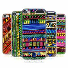HEAD CASE AZTEC DOODLE SOFT GEL CASE FOR APPLE iPOD TOUCH 6G 6TH GEN