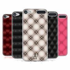 HEAD CASE CUSHIONS SOFT GEL CASE FOR APPLE iPOD TOUCH 6G 6TH GEN