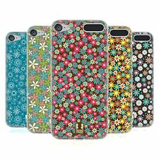 HEAD CASE DITSY FLORAL PATTERNS SOFT GEL CASE FOR APPLE iPOD TOUCH 6G 6TH GEN