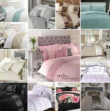 Luxury Bedding, Range of Duvet Sets, Bedspreads, & Cushions available separately