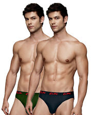 Euro Fashions Premium Briefs For Men – Assorted (Pack of 2)