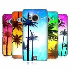 HEAD CASE DESIGNS SUMMER SILHOUETTES HARD BACK CASE FOR HTC ONE ME