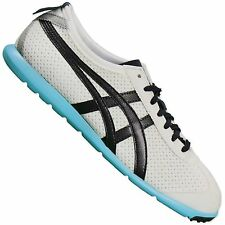 ASICS ONITSUKA TIGER RIO RUNNER D377Y-0150 SNEAKER  SCHUHE MEXICO 66 WEISS NAVY