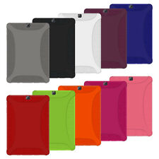 AMZER Silicone Skin Jelly Case Cover For Samsung GALAXY Tab S2 9.7 SM T810 T815