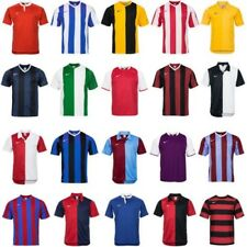 Nike Hommes Manches Courtes Sport maillot football jersey Fitness XS S M L XL