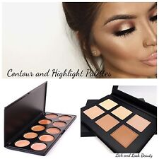 Contour & Highlight Palette Contour Kit Cream Contour Makeup Palette Face Powder