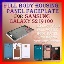 ACM-HIGH QUALITY BODY HOUSING PANEL FACEPLATE FASCIA for SAMSUNG S2 I9100 COVER