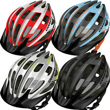 CARRERA Mountain Bike HILLBORNE Casco con Luce Posteriore S m l XL