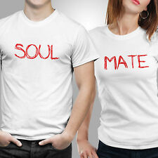 Couple Tshirts- Soul Mate (by iberrys)