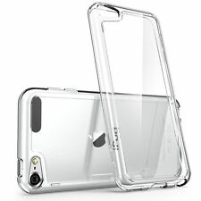 Apple iPod Touch 5th / 6th Gen. Case, i-Blason [Halo] Clear Bumper Case Cover