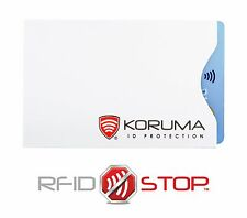 RFID Blocking 100% sleeve credit debit contactless card holder protector LOT
