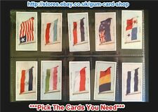 ☆ Player's - Flags of the League of Nations 1928 (G) *Pick The Cards You Need*