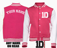 One Direction, 1D  Teen to Adult Varsity Baseball Jacket