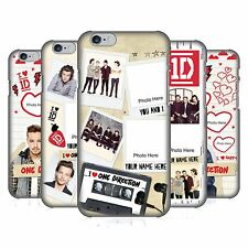 PERSONALISIERTE 1D CRAZY OVER YOU HARD CASE HÜLLE FÜR APPLE iPHONE HANDYS