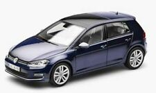 NOREV VW GOLF Mk.7 diecast model road cars silver blue & GTi red  1:18th scale
