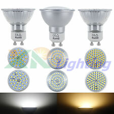 Dimmable GU10 6W 9W 12W LED Bulbs SMD Spot light lamp High Power Day Warm White