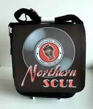 Northern Soul Bag Shoulder Bag, Keep The Faith Bag, Soul Record Bag, Scooter Bag