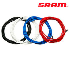 """Genuine SRAM """"Slickwire"""" MTB Brake Cable Kit, 1.6mm Inner, 5mm Outer, RRP £37.99"""