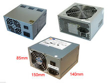 Branded ATX Power Supply Unit. Standard PS2 PSU. 110V & 230V. Full range. -5V