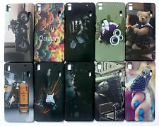 Koolbug's Touch Feel Night Glow Hard Back Case Cover For Lenovo K3 Note