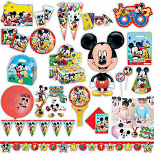 Disney Mickey Mouse Playful Clubhouse Party Supplies Napkins Tableware Listing
