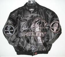 Shelby Limited Edition Handmade Full Leather Lambskin Men's Jacket  JH Design