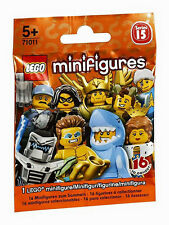 ** LEGO MINIFIGURES SERIES 15 71011 - CHOOSE YOUR LEGO SERIES 15 MINI FIGURE **